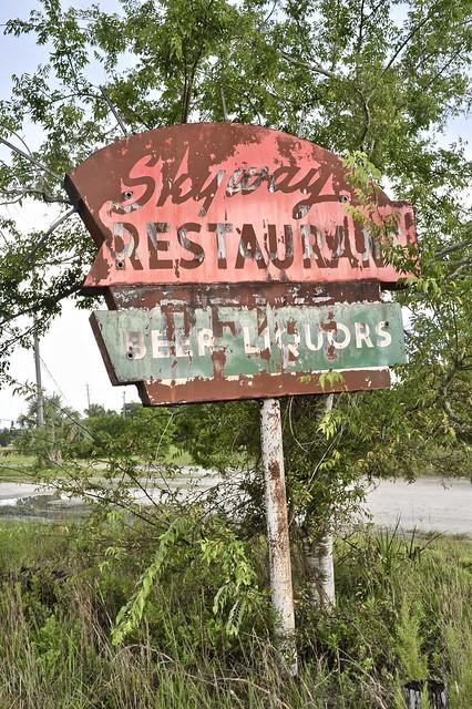 Skyway Restaurant - Dixie County, Florida