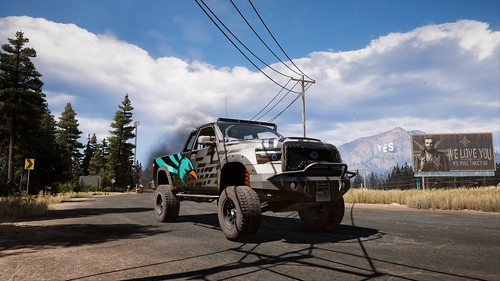 FarCry5 | by AN1012