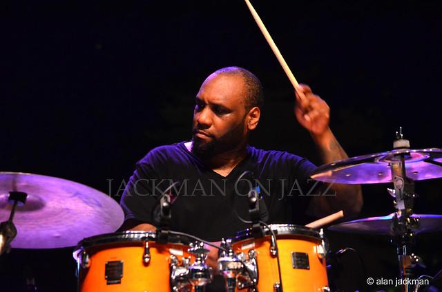 Charles Haynes, Marcus Miller Quintet, Clifford Brown Jazz Festival