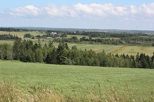 mountwhatley newbrunswick fortlawrence novascotia canada country view fields trees rural