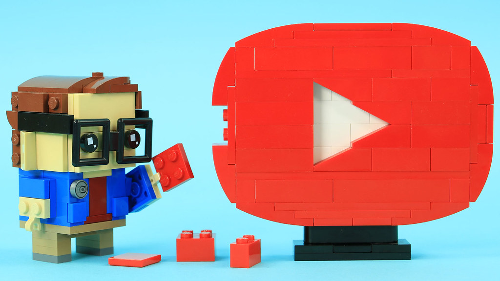 How my LEGO hobby became a YouTube business
