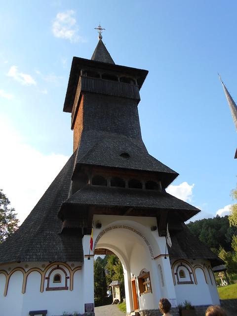 ingresso, monastero, Bârsana