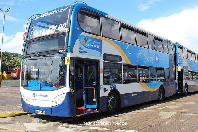 Stagecoach 15593