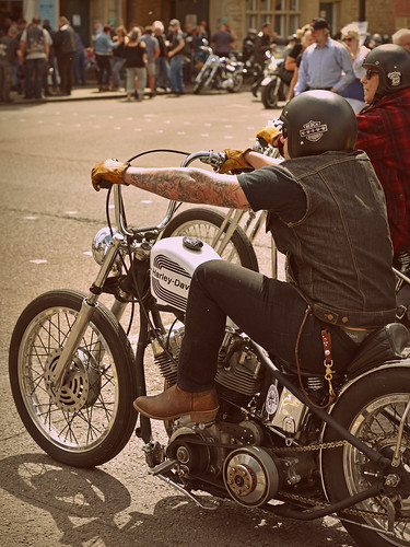 Harley Dave...   by Harleynik Rides Again.