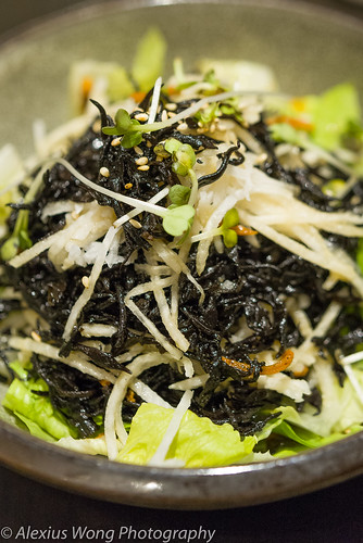 Jicama and Seaweed Salad | by AK_Wong