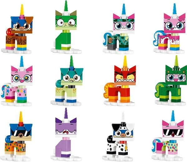 Angry Unikitty LEGO Unikitty Series 41775