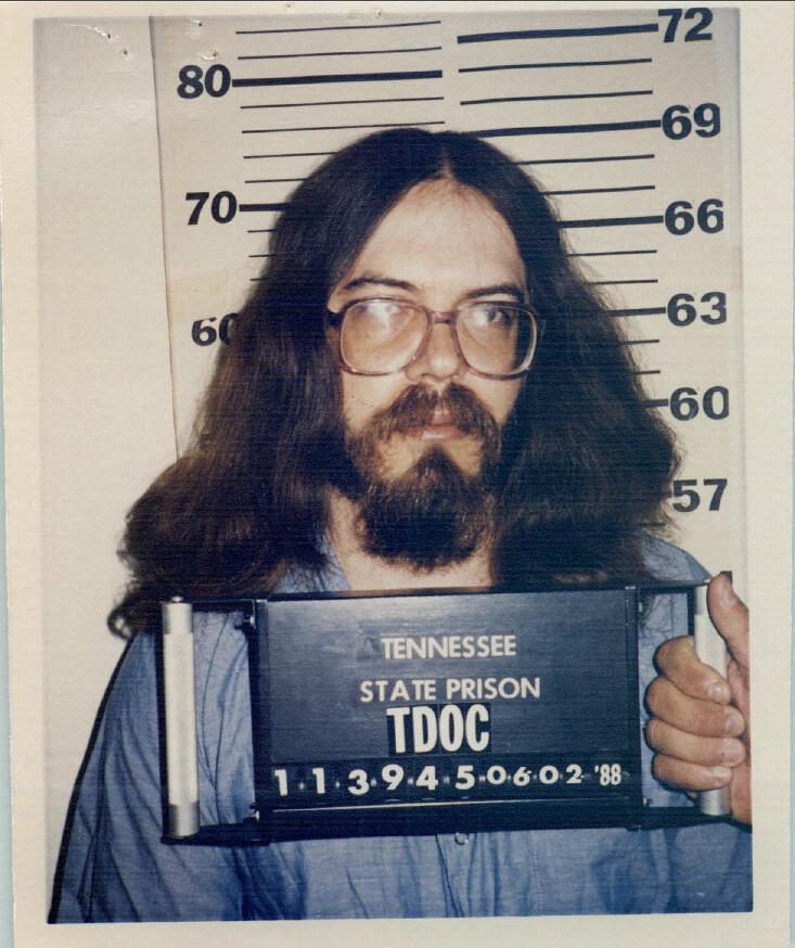 TDOC Mugshots of Billy Ray Irick