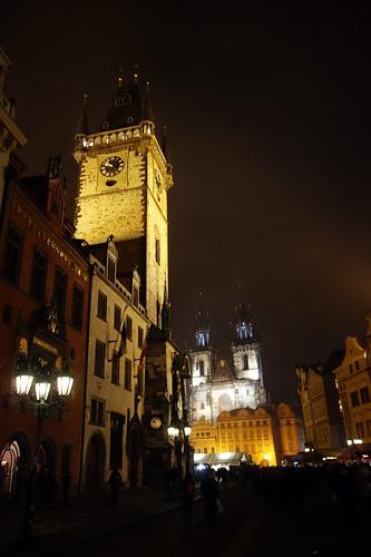 Place de la vieille ville, Prague | by rhespel