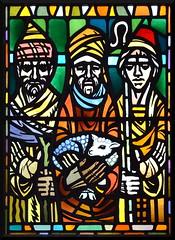 three shepherds (Hugh Powell, 1961)
