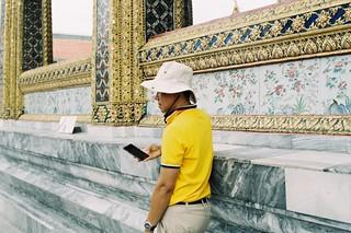Bangkok, 2018   by dzroeseno
