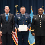 Fri, 07/27/2018 - 14:28 - On July 27, 2018, the William J. Perry Center for Hemispheric Defense Studies hosted a graduation ceremony for its 'Defense Policy and Complex Threats' and 'Cyber Policy Development' programs. The ceremony and reception took place in Lincoln Hall at Fort McNair in Washington, DC.
