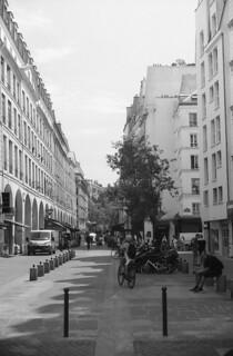 Paris - France - Rue de la Ferronerie