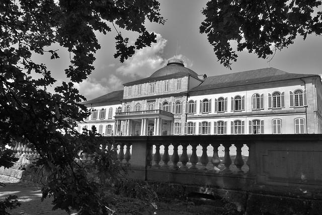 GERMANY, Schloss Hohenheim bei Stuttgart , 76472/10480