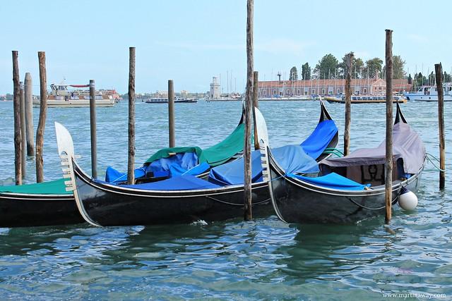 Gondole, leggende di Venezia