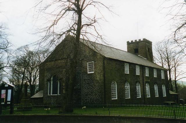 Edenfield Parish Church, Rossendale, Lancashire. - 12.THOUSAND 400 VIEWS!      THANKS TO ALL.