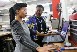 VIP tour to the innovation hub (the iHub), Nairobi, Kenya | by ITU Pictures
