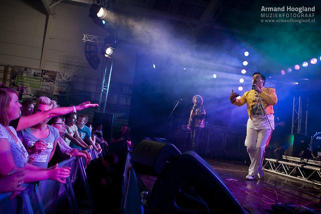 Queenmania @ Snertpop 2012