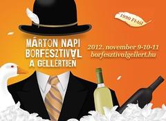 2012. november 10. 19:09 - Márton Nap 2012 - Márton Napi Borfesztivál a Gellértben