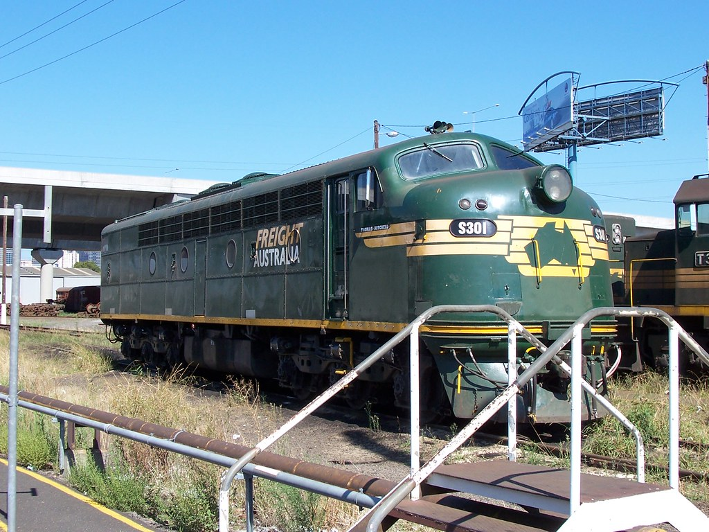 S301 at Dynon by Alan Greenhill