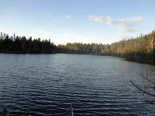 Garfield Pond   by Northeast Hikes