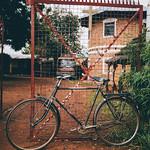 Bike at the Parrish