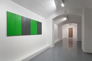 """Wystawa Wojciecha Gilewicza """"Pracownia"""" Galeria Sztuki Współczesnej Bunkier Sztuki (13.01-26.02.2012)"""