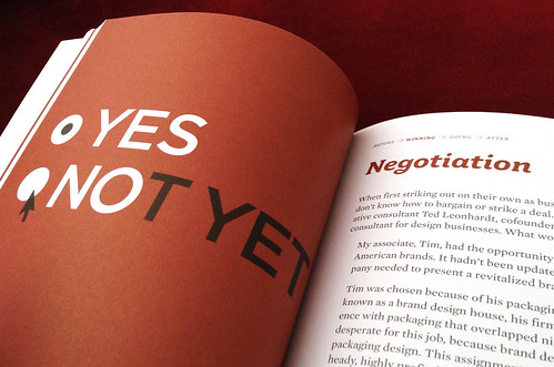Success by Design: Negotiation Spread | by changeorder