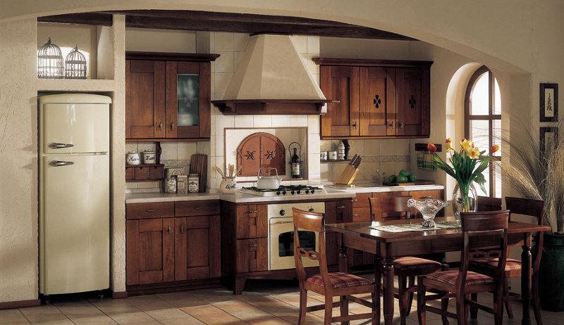 Cucine in stile classico | Installare delle cucine in stile ...