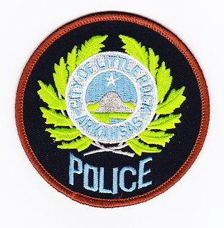 AR - Little Rock Police Department | Patch for Waubonsee Com