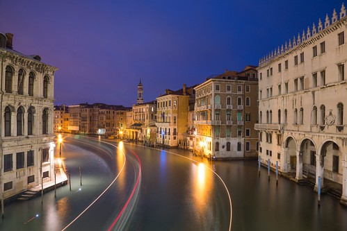 Gondola In 60 Seconds Revisited, Venice