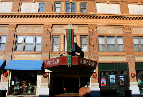 Lincoln Theater, Downtown Belleville, IL | by danxoneil