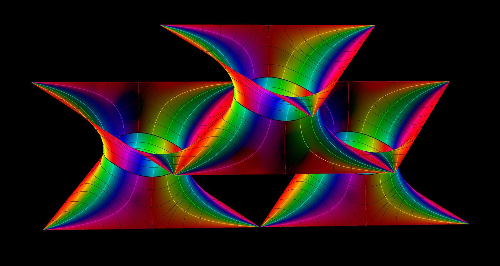 Other Triangular Catenoids