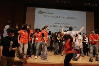 iGEM 2012 Regional Jamboree: Latin America