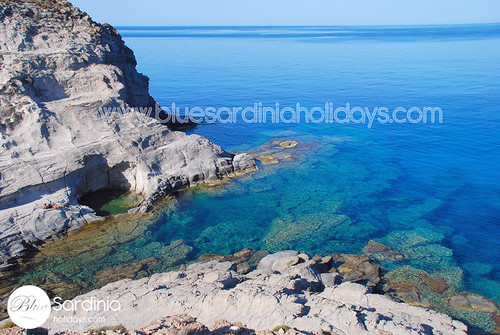there where the sky kisses the sea | by Blue Sardinia Holidays