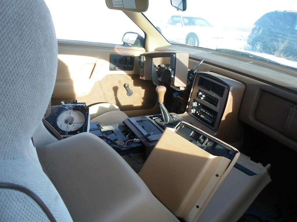 ... 1986 Pontiac Fiero interior   by dave_7