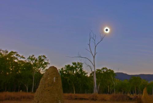 Eclipse total de Sol 14-11-2012