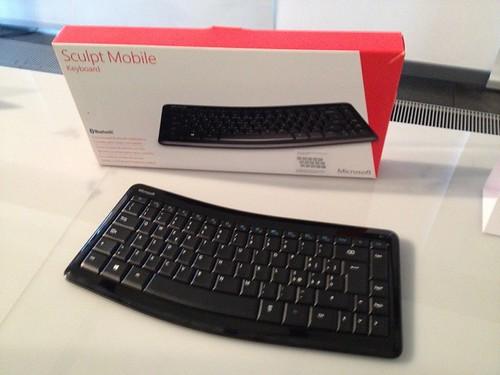 Accessori Hardware mouse tastiere e webcam innovative per Microsoft Windows 8 presentazione milanese press day esclusiva - 35