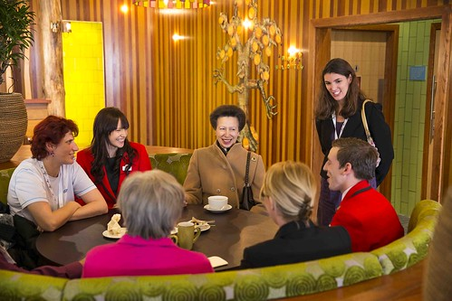 HRH Princess Anne visit | by Carers Centre Bath and North East Somerset