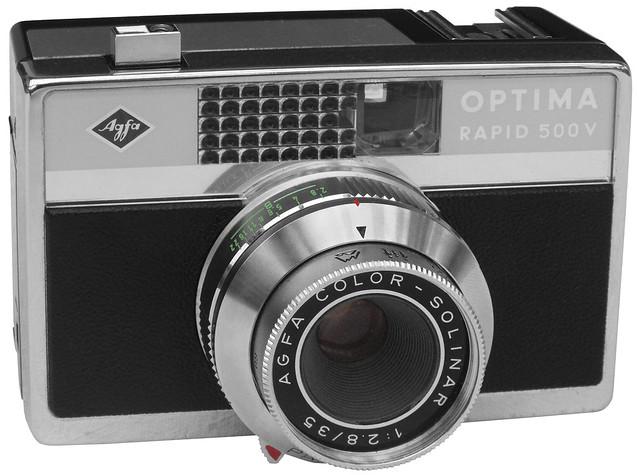 Agfa Optima Rapid 500 V