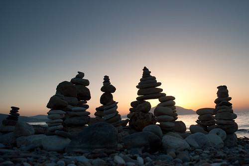 beach samos ireon