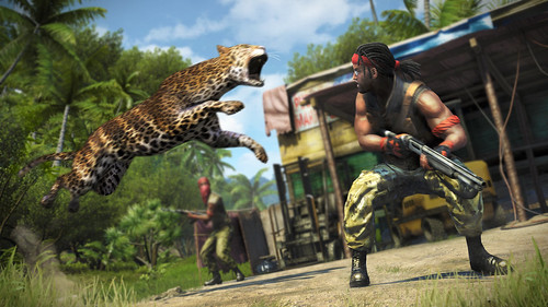 Far Cry 3 screenshots | by gamesweasel