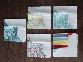 Smitten Blocks Teal | by Everyday Fray