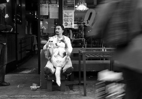 Relaxing with a glass of wine... | by tehgipster