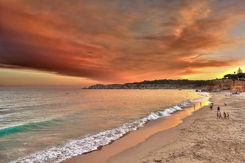 Praia do Vau, Portimão - Portugal