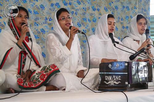 Avtar Bani by devotees from Lajpat Nagar, Delhi