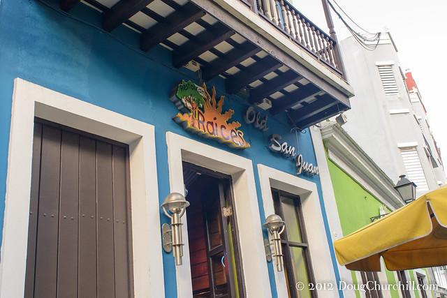 Raices in Old San Juan