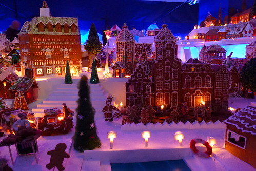 Gingerbread Town, Bergen, DEC 2012 | by m_p_king