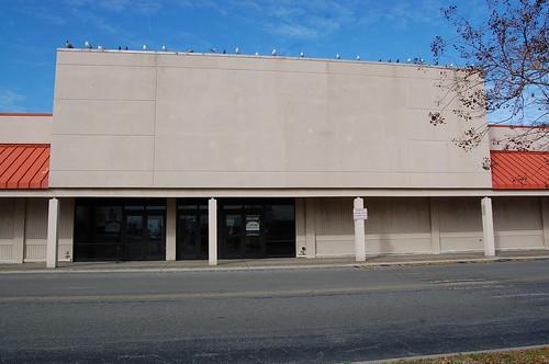 Hills, Hampton, VA. Abandoned 1997.