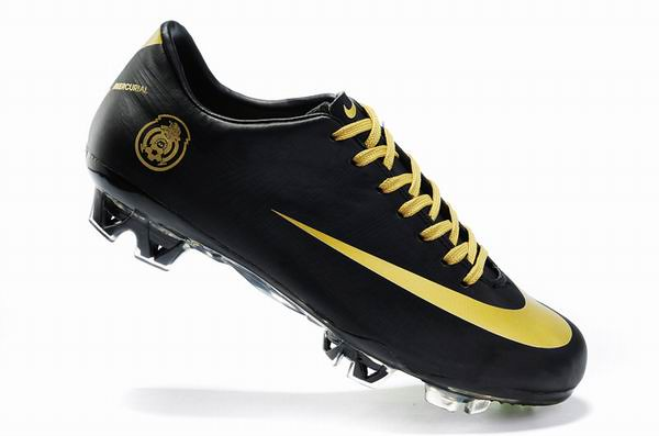 online retailer fba49 07a0b 2012 Nike Mercurial CR7 Team Edition Real Madrid Gold Blac ...