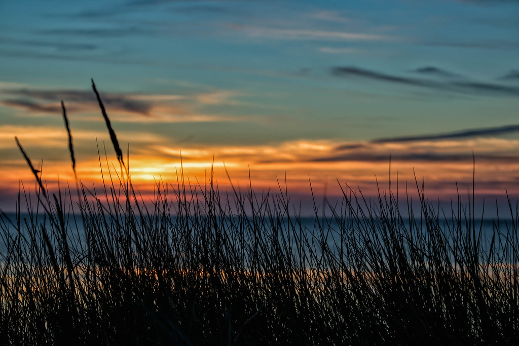 Coucher De Soleil Sur La Mer Cracotte 17 Flickr